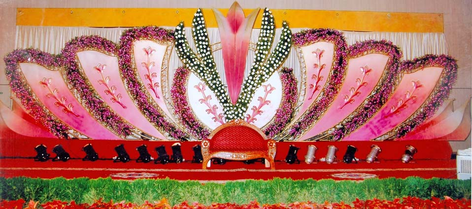 Importance Of Decoration In Indian Wedding Adesh Dhadiwals Blog